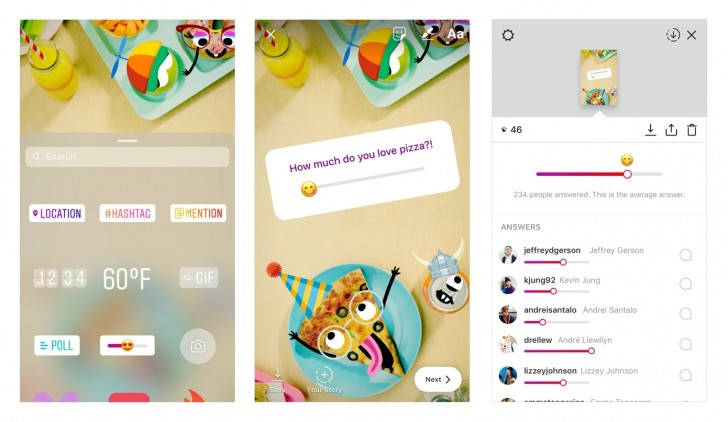 Poll Your Instagram Friends With an Emoji Slider