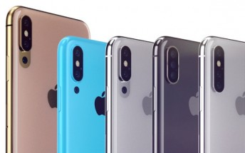 iPhone with triple rear camera coming in 2019 according to one analyst
