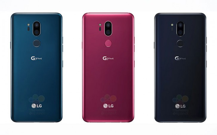 LG G7 ThinQ goes official with AI smarts, notch design