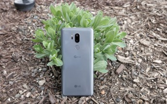 Verizon and Sprint publish availability details for the LG G7 ThinQ