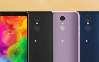 LG Q7 Stylus+ to debut in Taiwan soon