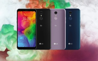 LG Q7 trio unveiled with DTS sound and optional Quad DACs