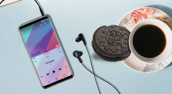 T-Mobile resumes Oreo update for the LG V30