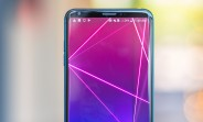 Alleged first real image of LG V35 ThinQ shows unchanged design