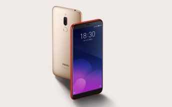 Meizu M6T is official - 18:9 screen and dual camera on the cheap