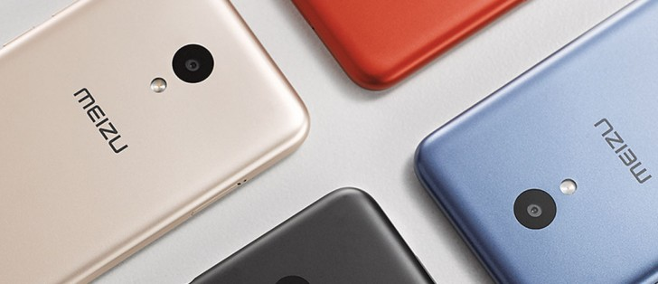 The Meizu M8c is official