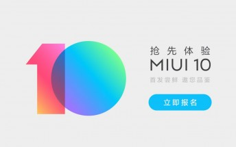 Xiaomi's MIUI 10 closed beta is open for registration