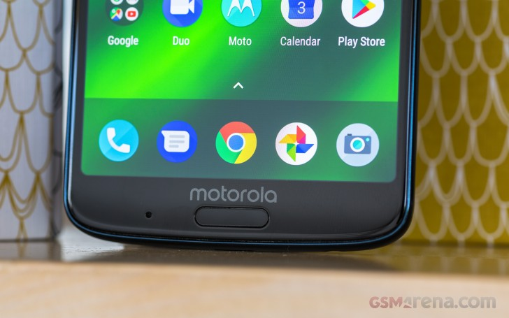 Motorola Moto G6 Plus in for review - GSMArena com news