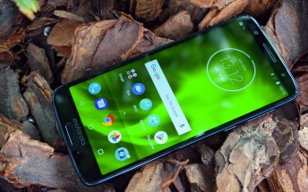 Moto G6 Amazon Prime Exclusive version is now available for $234.99