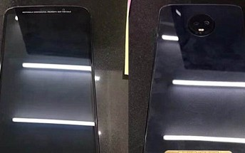 New leak shows Motorola Moto Z3 Play in flesh