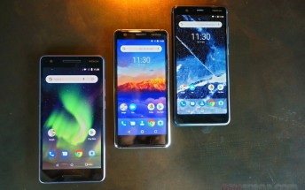 Nokia 5.1, 3.1, and 2.1 get their Indian prices confirmed