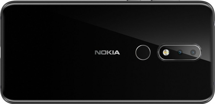 Nokia x6 goes official with notched display dual camera gsmarena the back panel also houses a dual camera setup consisting of a standard 16mp unit with f20 aperture and a 5mp monochrome sensor with f22 lens stopboris Gallery