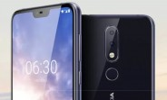 New Nokia X6 model (TA-1103) spotted, could be the global variant