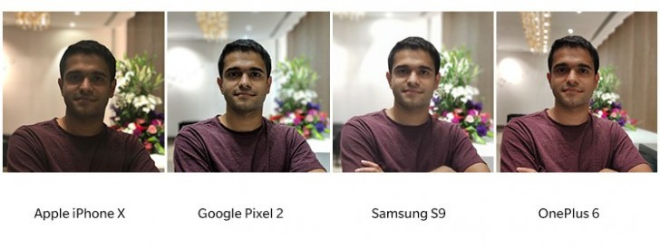 samsung galaxy s9 vs iphone 8plus gsmarena