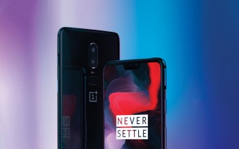 OnePlus 6 puts S845 power behind a notched screen, shoots 4K @ 60fps video