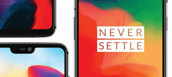 OnePlus 6 puts S845 power behind a notched screen, shoots 4K @ 60fps