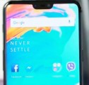 OnePlus 6 hands-on photos