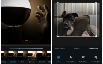 Adobe's mobile Photoshop Express adds some cool new features