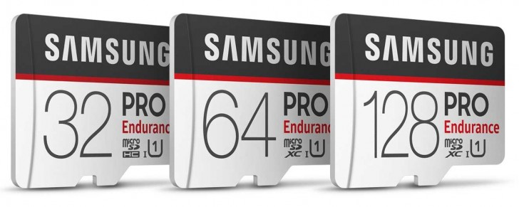 Samsungs New Pro Endurance Microsd Cards Excel In