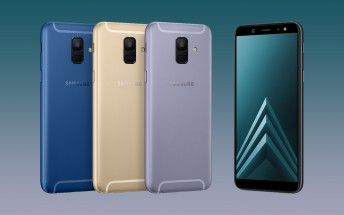 Samsung Galaxy A6 (2018) and A6+ (2018) now on sale in Europe