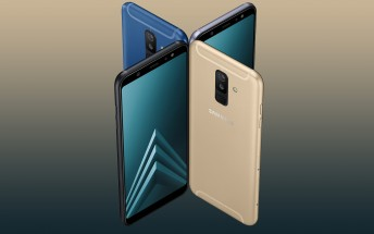 Samsung Galaxy A6/A6+ land in UAE
