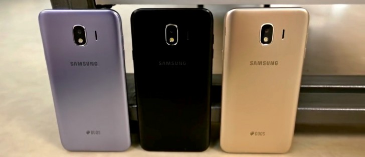 Samsung Galaxy J4 Full Specs Photos And Pricing Leak Gsmarena Com
