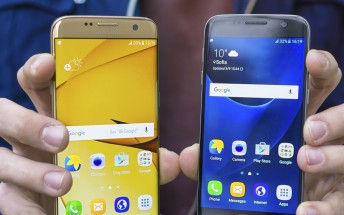 Samsung Galaxy S7 and S7 Edge getting Oreo update in Sweden