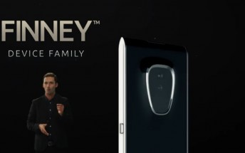 Sirin's blockchain smartphone Finney comes with Snapdragon 845 SoC, 6-inch display