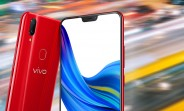 """vivo Z1 debuts with a 6.3"""" display with a notch"""