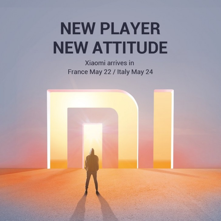 Xiaomi officially arrives in France and Italy this month