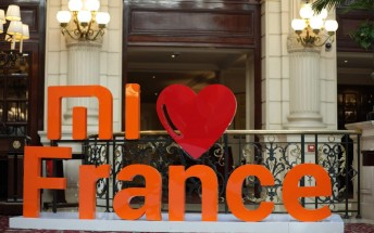 Xiaomi officially arrived in France today