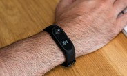 Xiaomi Mi Band 3 supports raise to wake