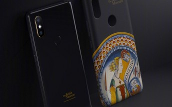 Xiaomi launches Mi Mix 2S Art Special Edition