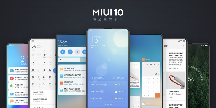 MIUI 10 Global Beta 8 7 5 available for eight Xiaomi