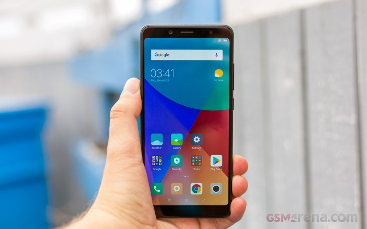 Xiaomi Redmi Note 5 AI Dual Camera in for review - GSMArena