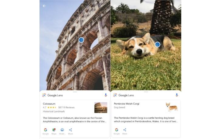 Google Lens makes its way to the Xperia XZ2/XZ2 Compact's camera app
