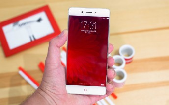 ZTE nubia teases new full-screen device