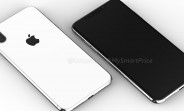 6.5-inch iPhone shows up in detailed renders - almost identical to the iPhone X