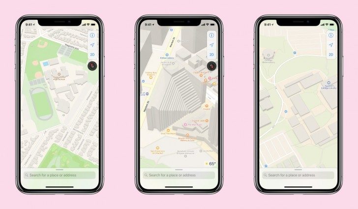 Apple Is Re Building Its Maps Using Data Gathered From Iphone