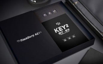 BlackBerry Key2 China launch set for June 8