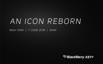 Watch the BlackBerry KEY2 announcement here