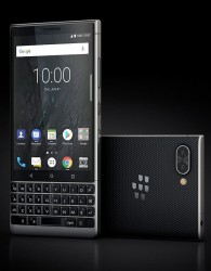BlackBerry Key2 leaked renders