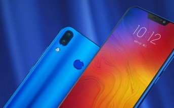 Lenovo Z5 Indigo Blue color option to be available starting tomorrow