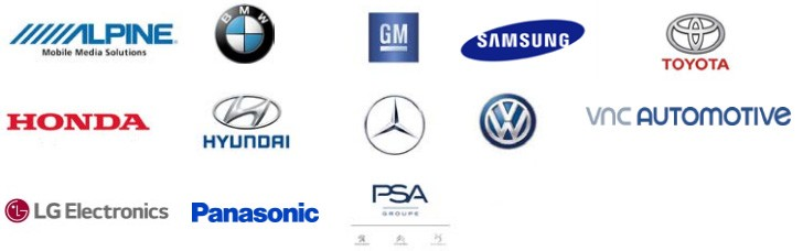Car and phone makers get together to define an NFC standard for unlocking cars