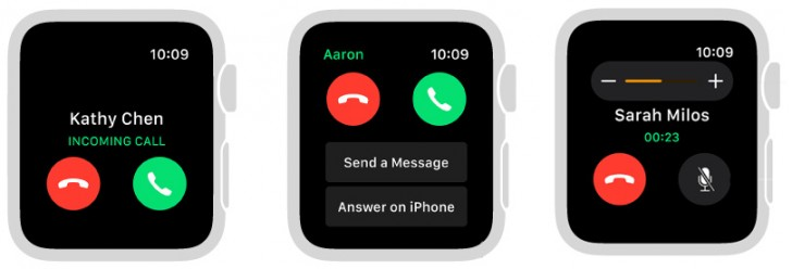 EE's new Smart Number Technology lets you use an Apple Watch or iPad to receive calls