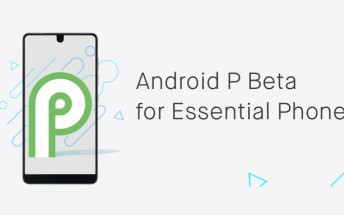 Essential Phone gets Android P Beta 1 update