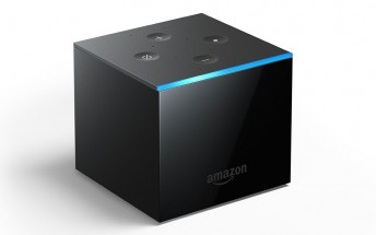 Amazon announces Fire TV Cube with hands-free voice control