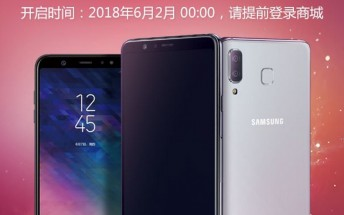 Samsung Galaxy A9 Star and A9 Star Lite will be up for pre-orders starting today