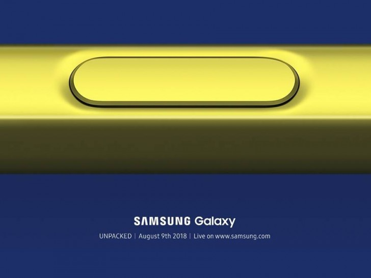 Samsung Galaxy Note 9 va fi lansat pe 9 August 138