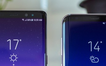 Galaxy S10 to ditch the iris scanner for an in-display fingerprint and facial recognition